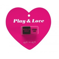 Dés Play & Love LOVE TO LOVE