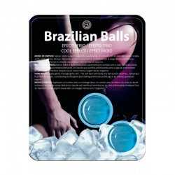 Brazilian Balls Cold Effect