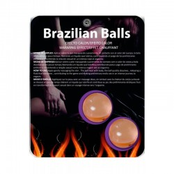 Brazilian Balls Hot Effect 2 boules