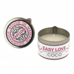 Bougie de massage Coco EASY LOVE