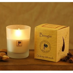 Bougie Aroma HE Citronnelle de Java LATITUDE NATURE